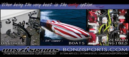 DuPont Registry Ad - Boats, Hardware & Zenoah Engines
