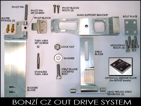 CZ Out Drive system