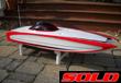 47 Inch Skater RC Boat