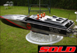 84 Inch Classic RC Boat