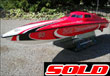 50&quot; Bonzi' Red/White/Black - Sold!