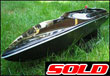 50&quot; Bonzi' Edge - Black/Chrome - Sold!