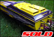 84&quot; Classic - Yellow/Purple Lightning - Sold!