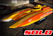 Conquest Catamaran - Yellow/Orange - Sold!