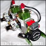 I2Z Inline Zenoah