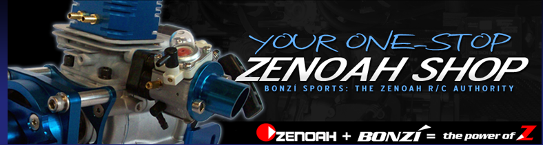 Bonzi' Sports: One Stop Zenoah Shop &amp; Authority