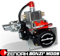 Zenoah BONZI' MODS