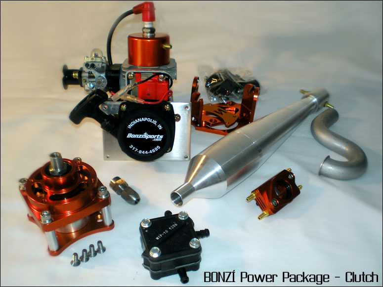 BONZI Power Package - Clutch Package
