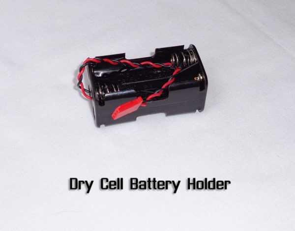 Dry Cell Battery Holder