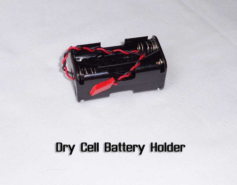 Dry Cell Battery Holder