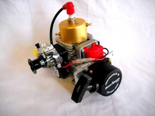 Zenoah G290PUM Marine Engine with Walbro WT-644 Carburetor