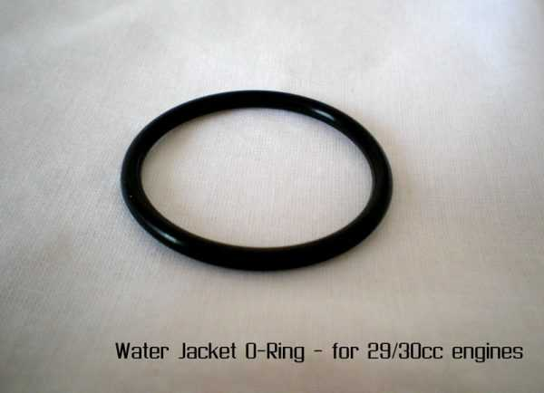 Water Jacket O-Ring (Large) - For 29/30cc Engines