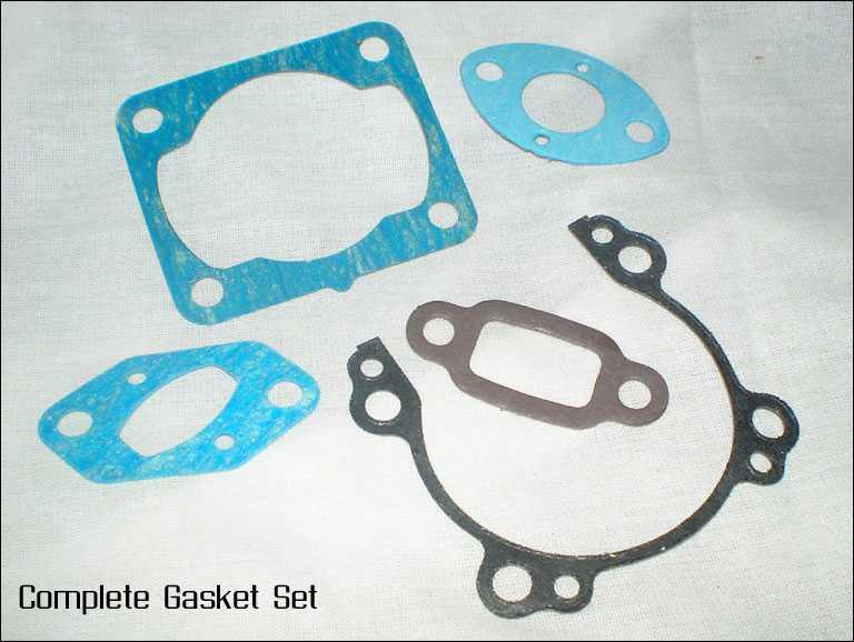 Complete Gasket Set (fits Zenoah G260PUM & G231PUM Marine Engines)