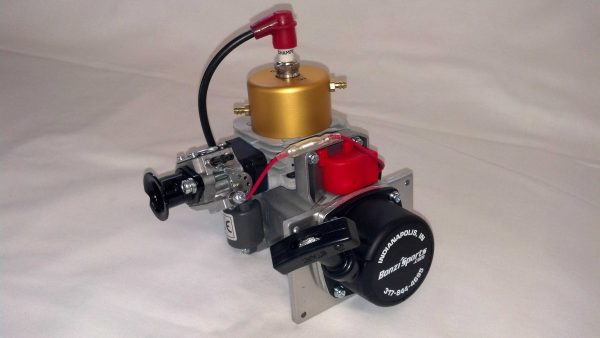 Zenoah G300PUM Marine engine with Walbro WT1048 or WT257 carb
