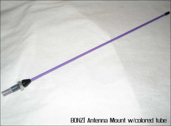 BONZI Antenna Mount - Colored Tube