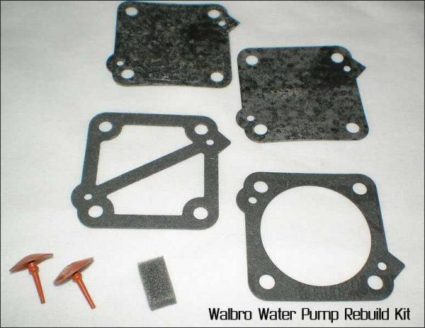 Walbro K-10(WIP) Water Pump Rebuild Kit
