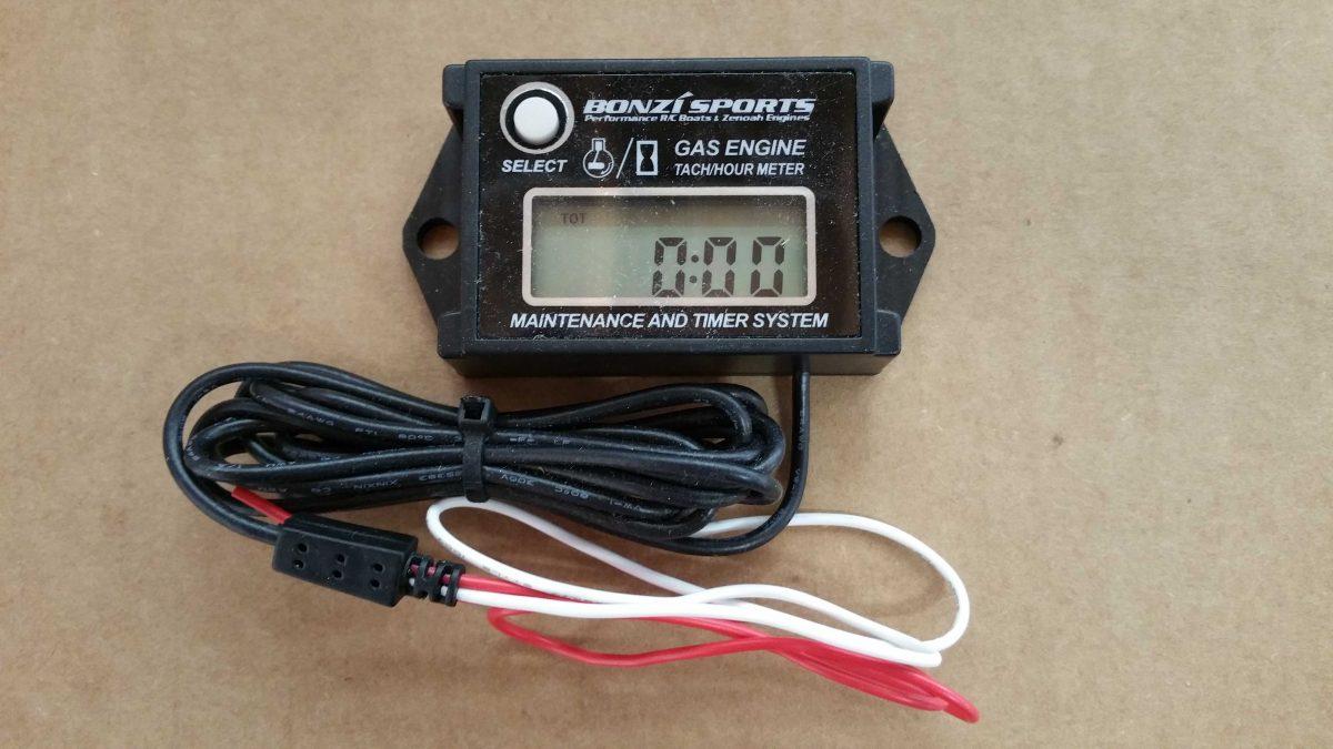 BONZI Waterproof Digital Tachometer