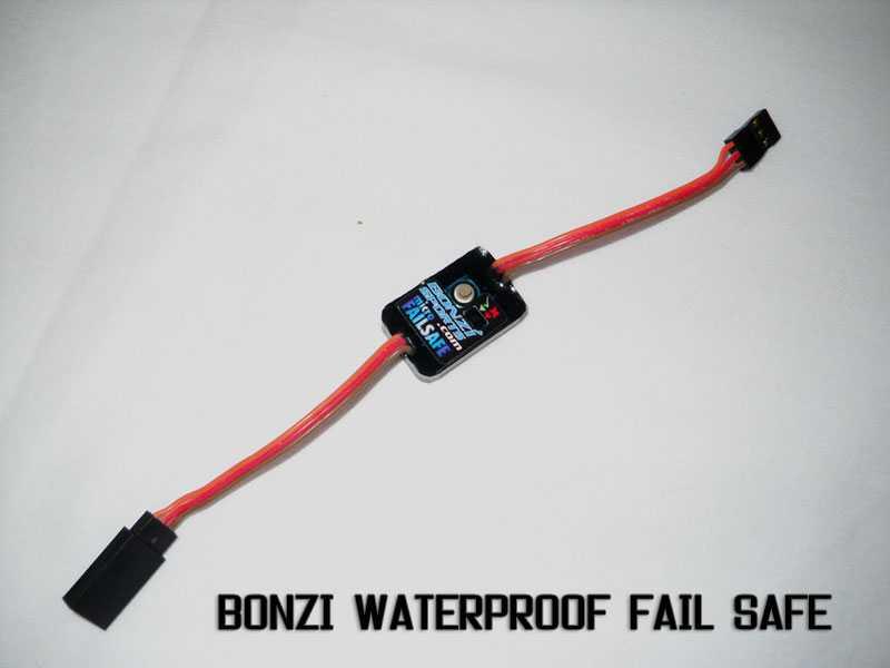 BONZI Waterproof Fail Safe