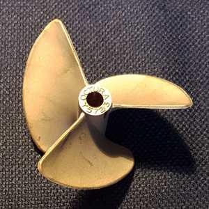 Octura Y572/3-Blade Propeller (Left)