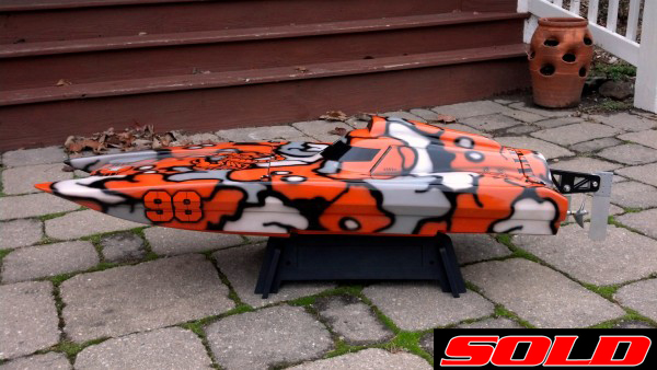 RC Boat Archives Bonzi Sports RC Gas Boats And Accessories - Custom vinyl decals for rc boats